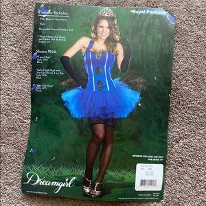 Royal Peacock Costume